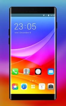 Theme for colorful  Iphone6 plus poster