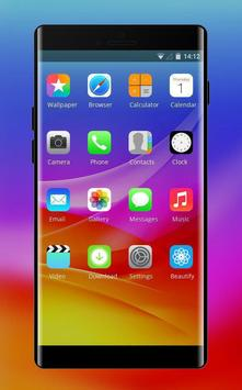 Theme for colorful  Iphone6 plus screenshot 1