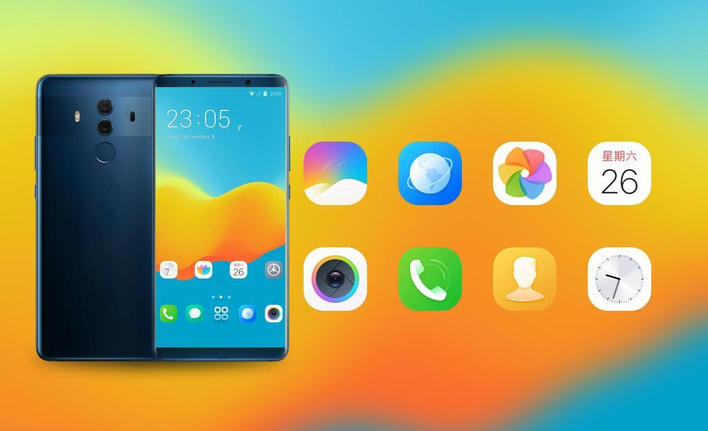 Colorful theme   wallpaper for oppo realme 2 pro for Android - APK