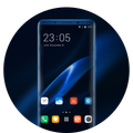 Theme for Oppo Realme 2 blue real wallpaper