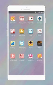 Abstract theme art design flower business screenshot 1