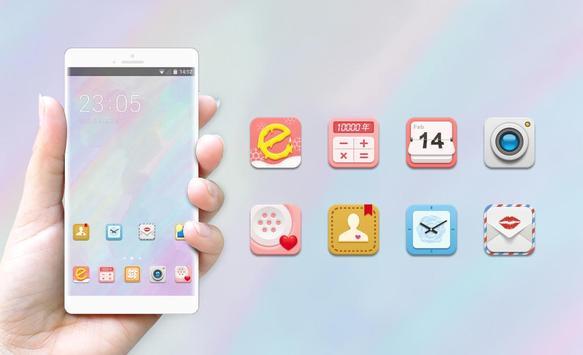 Abstract theme art design flower business screenshot 3