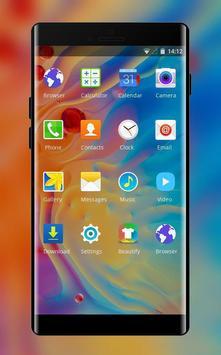 J2,J3 Samsung Galaxy Launcher Themes & wallpaper screenshot 1