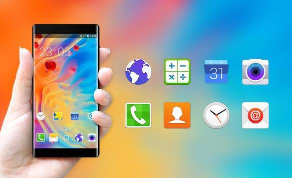 J2,J3 Samsung Galaxy Launcher Themes & wallpaper screenshot 3