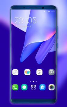Theme for Elephone A4 Pro colorful wallpaper poster