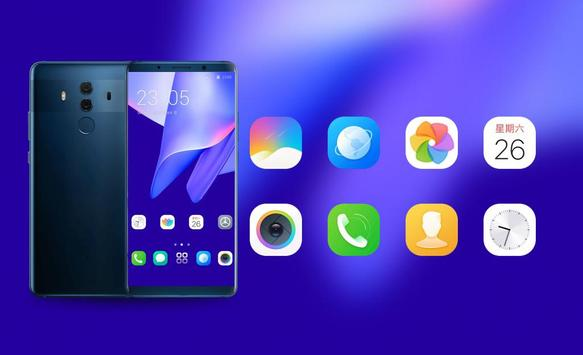 Theme for Elephone A4 Pro colorful wallpaper screenshot 3