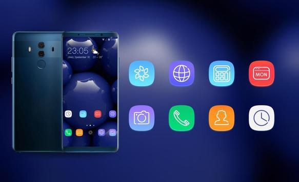 Theme for Xiaomi Mi 8 Pro Glass ball wallpaper screenshot 3