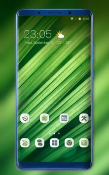 Theme for Nokia X Phone green grass wallpaper poster