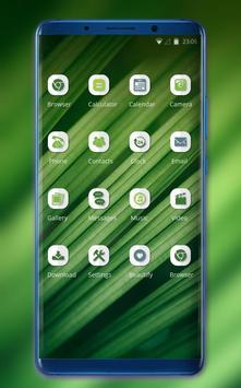 Theme for Nokia X Phone green grass wallpaper screenshot 1
