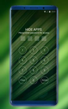 Theme for Nokia X Phone green grass wallpaper screenshot 2