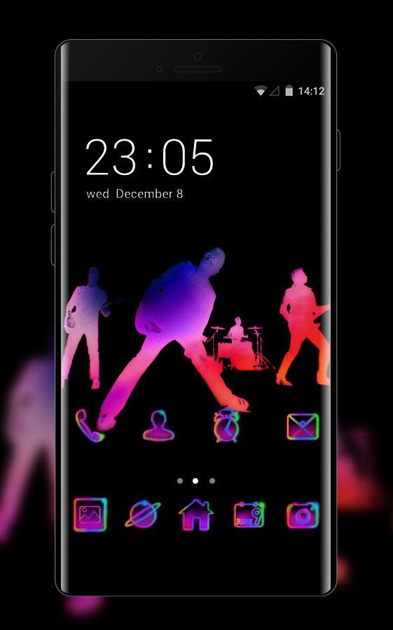 Music Band Theme For Oppo F3 Plus Wallpaper For Android