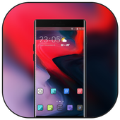Theme for OPPO F5 Abstract pixel lattice wallpaper icon