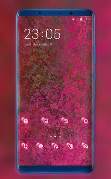 Abstract love red Theme for Nokia X6 wallpaper poster