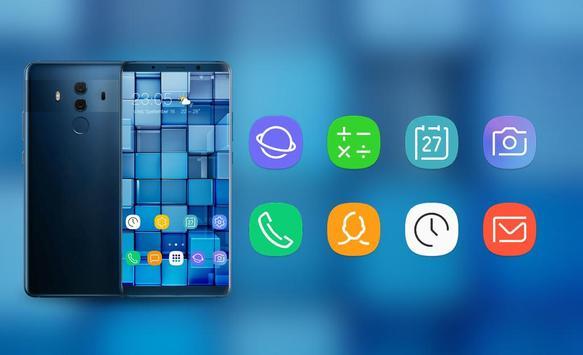 Theme for Samsung Galaxy A8 a9 Star Tech wallpaper screenshot 3