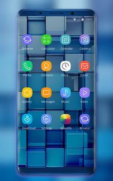 Theme for Samsung Galaxy A8 a9 Star Tech wallpaper screenshot 1