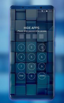Theme for Samsung Galaxy A8 a9 Star Tech wallpaper screenshot 2