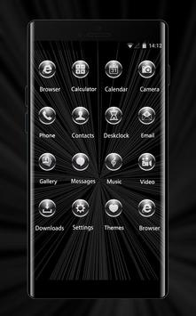 Abstract theme wallpaper action lines screenshot 1