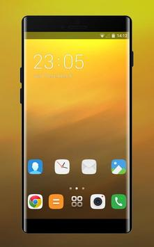 Abstract theme for Vivo Y53 wallpaper HD poster