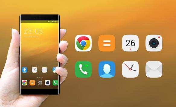 Abstract theme for Vivo Y53 wallpaper HD screenshot 3