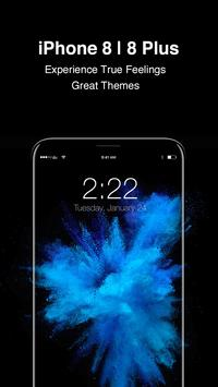 Theme for iPhone 8 | 8 Plus screenshot 1