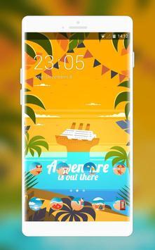 Golden Theme: Dream Adventure Live HD Wallpaper poster