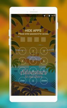 Golden Theme: Dream Adventure Live HD Wallpaper screenshot 2