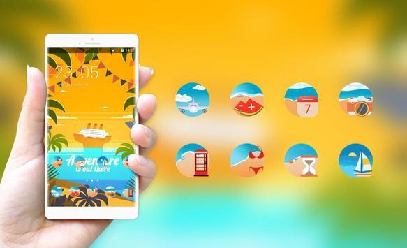 Golden Theme: Dream Adventure Live HD Wallpaper screenshot 3