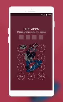 Comics Cool Theme: Hipster skateboard HD wallpaper screenshot 2