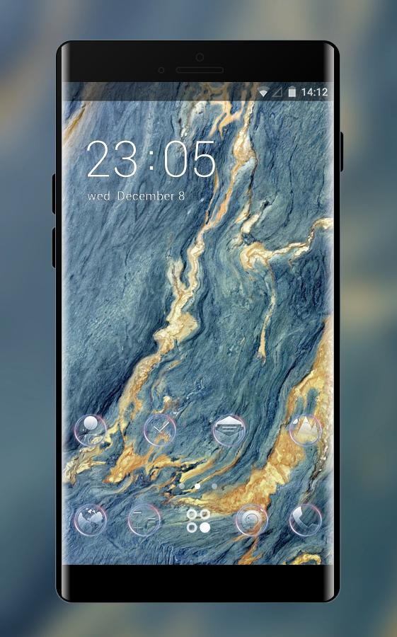 Amazing Free Screensaver Theme for Samsung Galaxy for