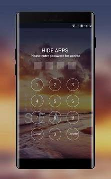 Theme for Micromax: Sunset Live wallpaper screenshot 2