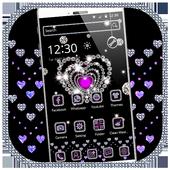 ikon Valentines Tema HD Wallpaper