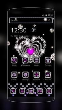 Valentines Tema HD Wallpaper apk screenshot