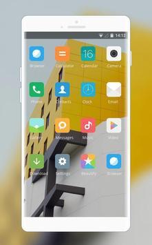 Theme for bright building xiaomi mi a1 wallpaper screenshot 1