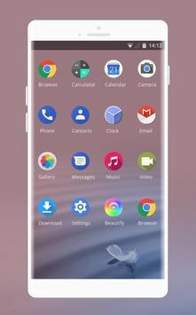 Themes for google pixel light fur wallpaper screenshot 1