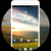 Landscape Theme for Pixel  Launcher icon