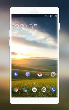Landscape Theme for Pixel  Launcher poster