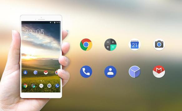 Landscape Theme for Pixel  Launcher apk screenshot
