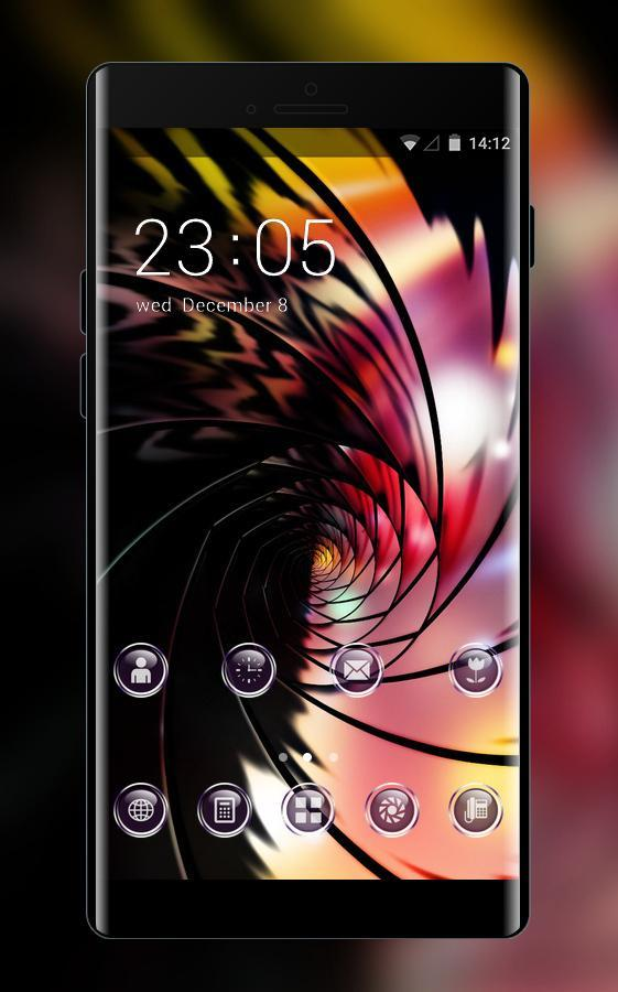 Theme For Jio Phone Launcher Glassy Wallpaper For Android Apk Download