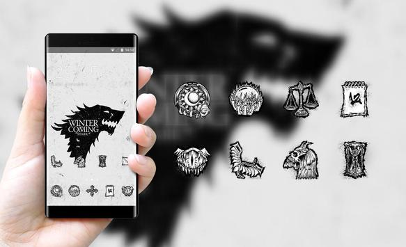 Graffiti art theme wallpaper game of thrones screenshot 3