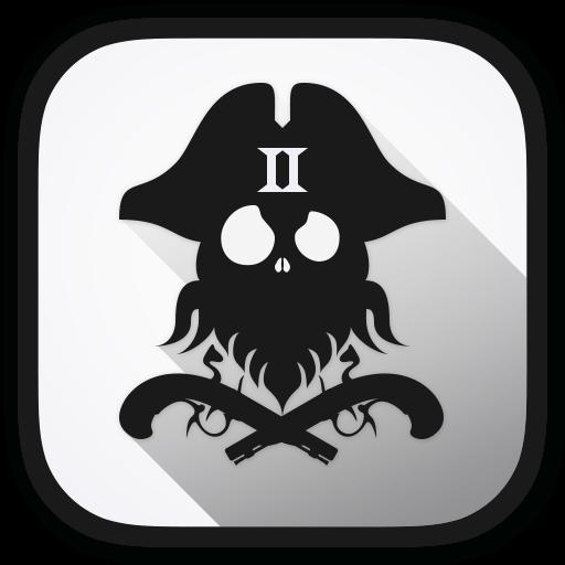 BlackBeard - Free Icon Pack
