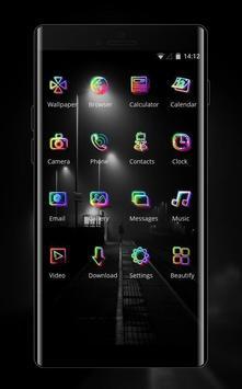 Dream Night theme screenshot 1