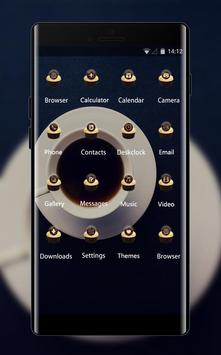 Emotion theme nq86 cup of coffee nature flower apk screenshot