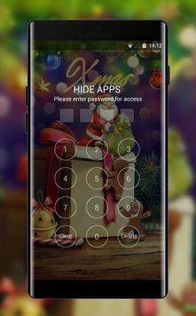 Holiday theme xmas gift cartoon wallpaper HD screenshot 2