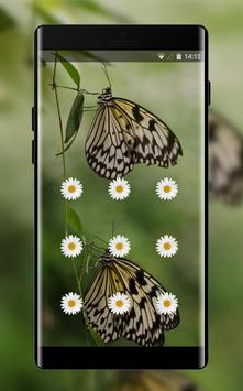 Emotional theme paper kite butterflies space screenshot 1