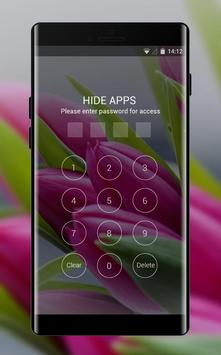 Emotion theme wallpaper tulips flowers buds apk screenshot