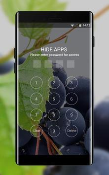 fruit theme screenshot 2