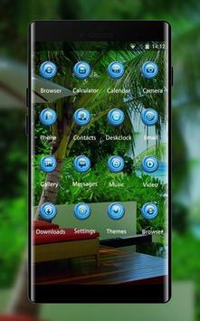 Emotion theme wallpaper leisure lounger summer apk screenshot