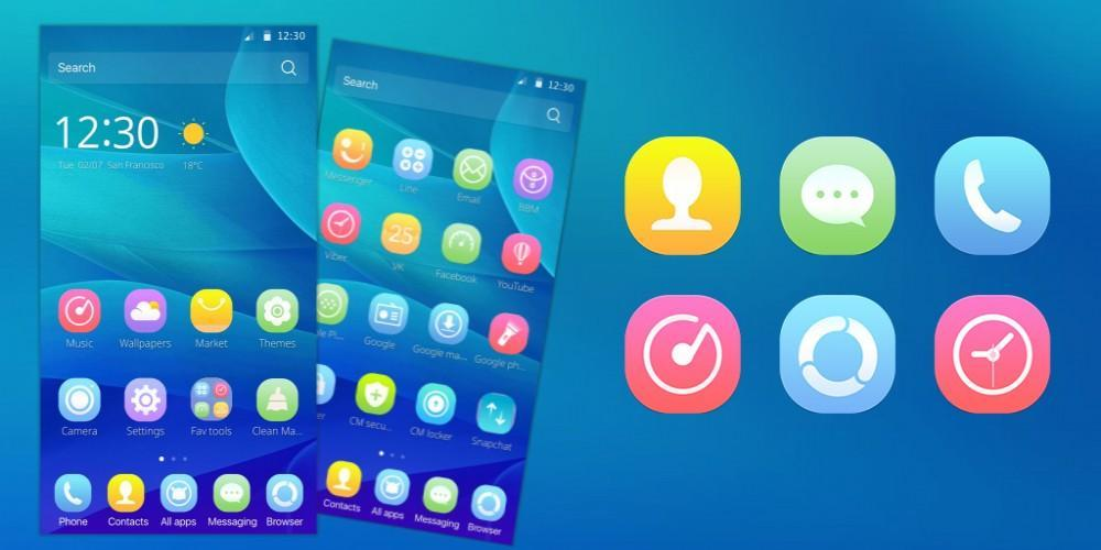Theme for Oppo for Android - APK Download