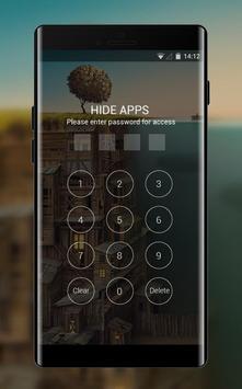 ocean theme screenshot 2