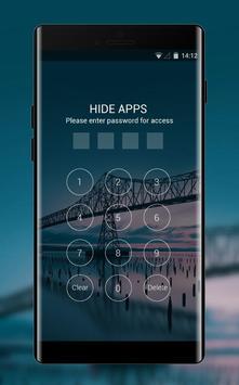 Flower theme oregon bridge sea screenshot 2
